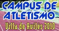"""VII Campus de Atletismo 2010 """"Villa de Avilés"""""""
