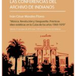 Conferencia del Archivo de Indianos: Música cubana