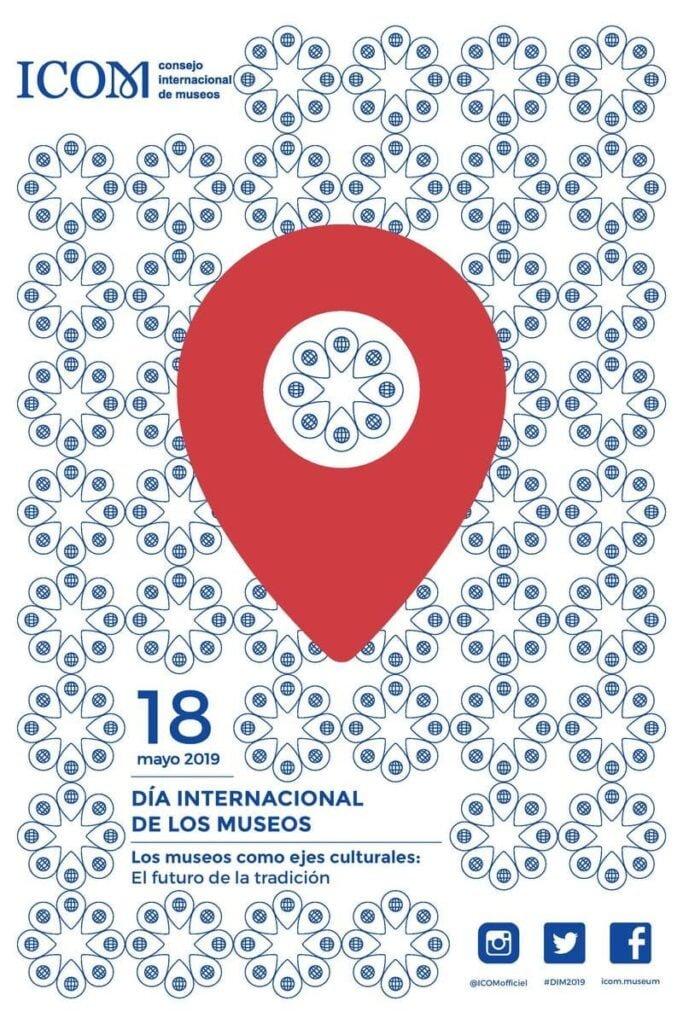 Cartel Día Museos 2019