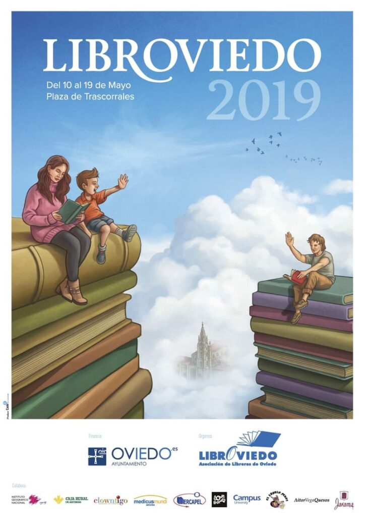 cartel libro oviedo 2019