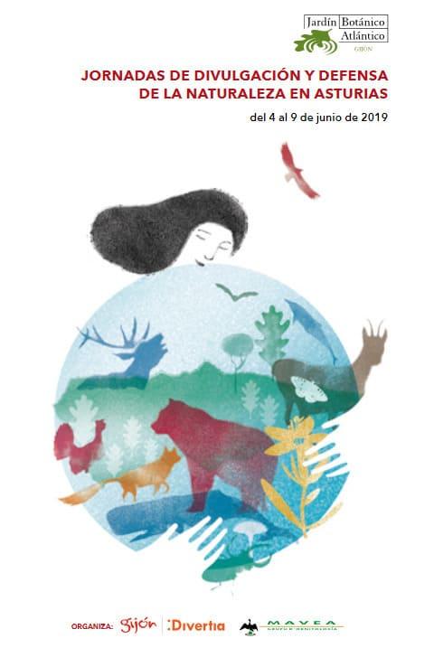 jornadas de divulgacion naturaleza asturias 2019