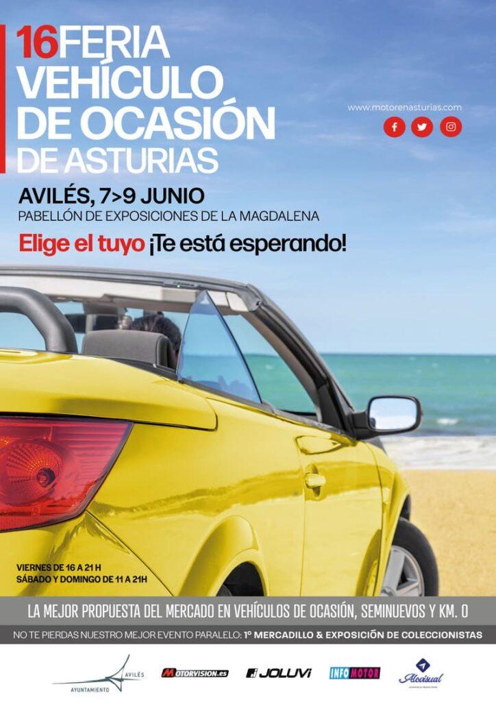 Cartel 16 Feria VO