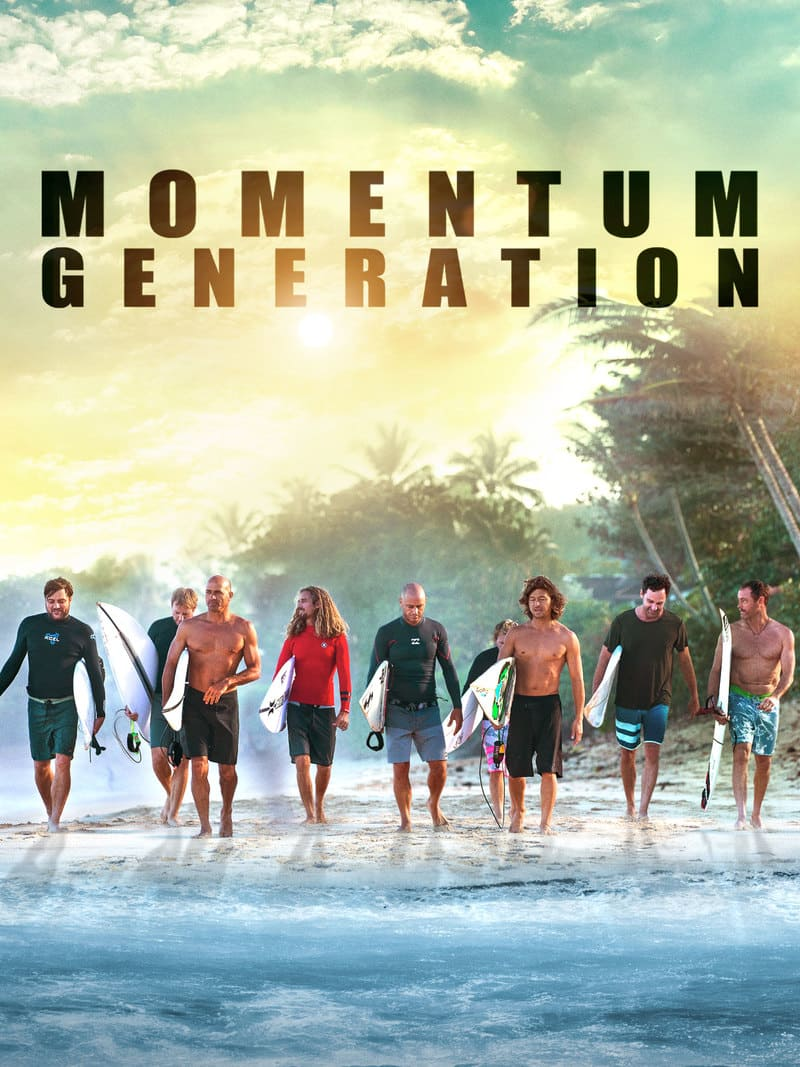 documental MOMENTUM_GENERATION