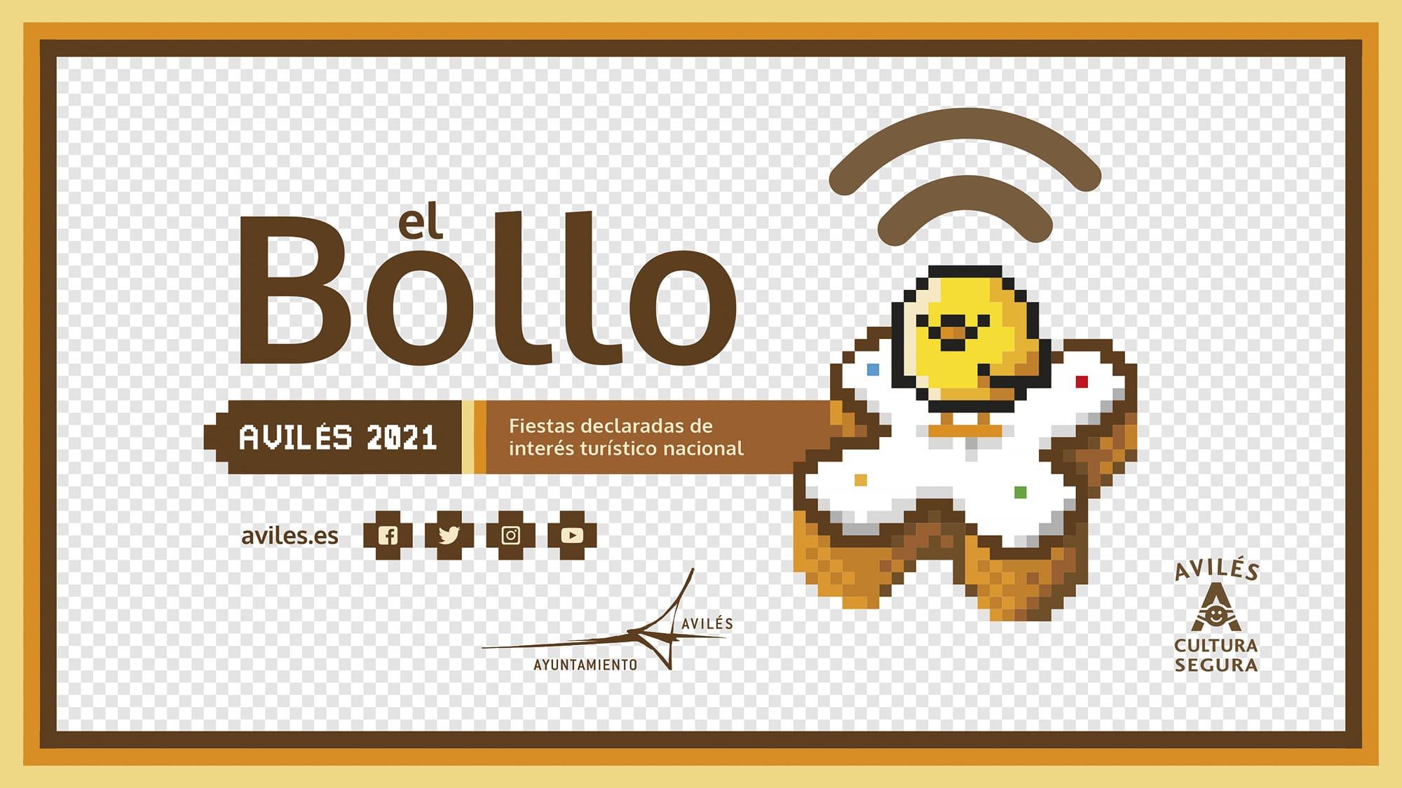 programa fiestas del bollo aviles 2021