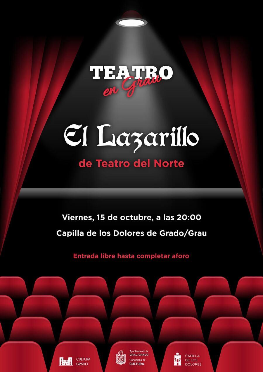 teatru en grau el lazarillo teatro del norte